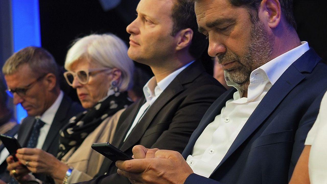 Le ministre en charge des Relations avec le Parlement, Christophe Castaner, va devoir composer avec des députés de la majorité souhaitant aménager le quasi-gel des retraites.