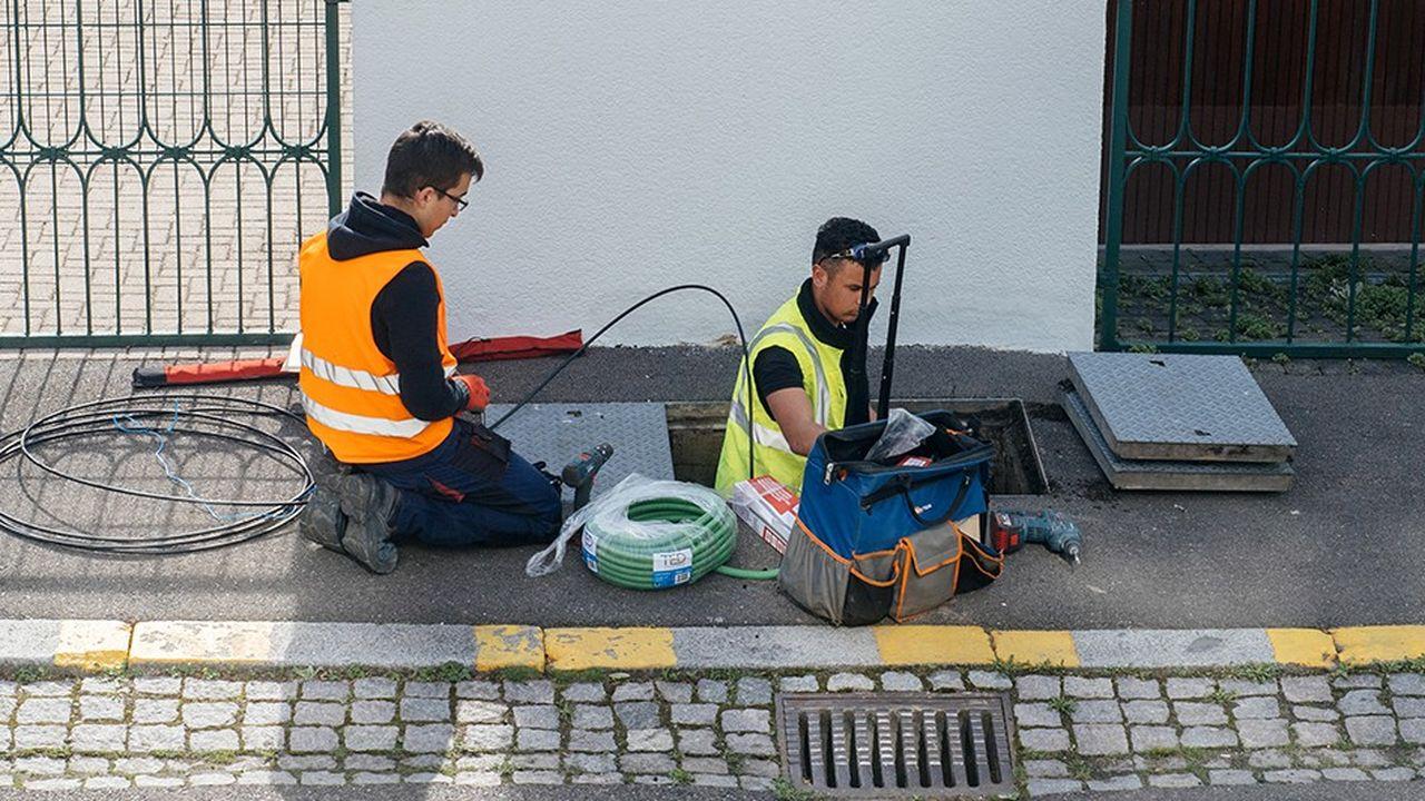 L'Internet haut débit arrivera à la fin de l'année à Sud Essonne