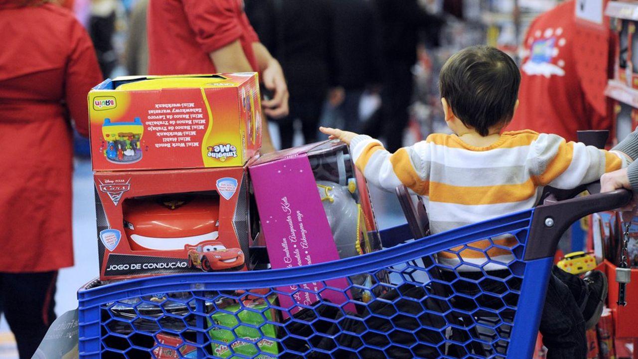 Le marché du jouet a été pénalisé par les problèmes de distribution et les ventes décevantes de jouets en plein air