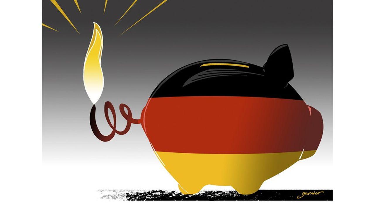 Pourquoi sa prospérité ne fait pas le bonheur de l'Allemagne