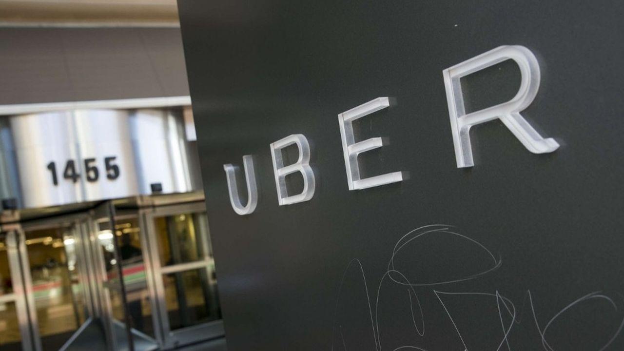 Uber est accusé de réaliser illégalement500millions de dollars d'économies par rapport à ses concurrents.