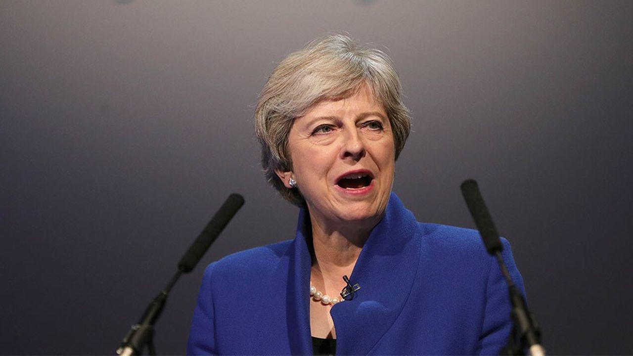Theresa May est en mauvaise posture vis-à-vis de son parti.