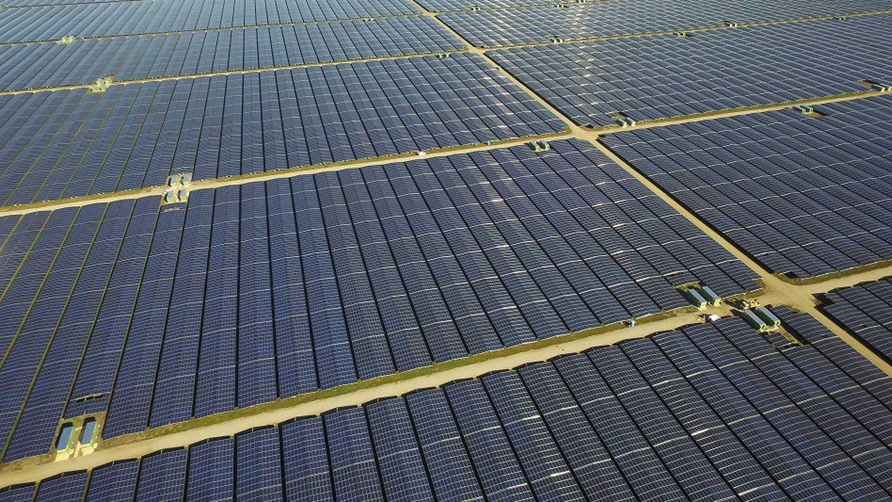 Neoen a déjà ouvert la plus grande centrale solaire d'Europe, à Cestas, à une vingtaine de kilomètres de Bordeaux.