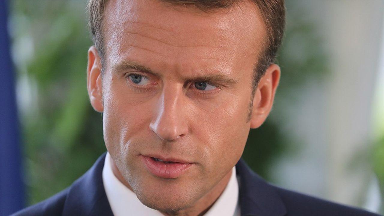 Emmanuel Macron va dévoiler ce jeudi matin l'ensemble de sa stratégie de prévention et de lutte contre la pauvreté.