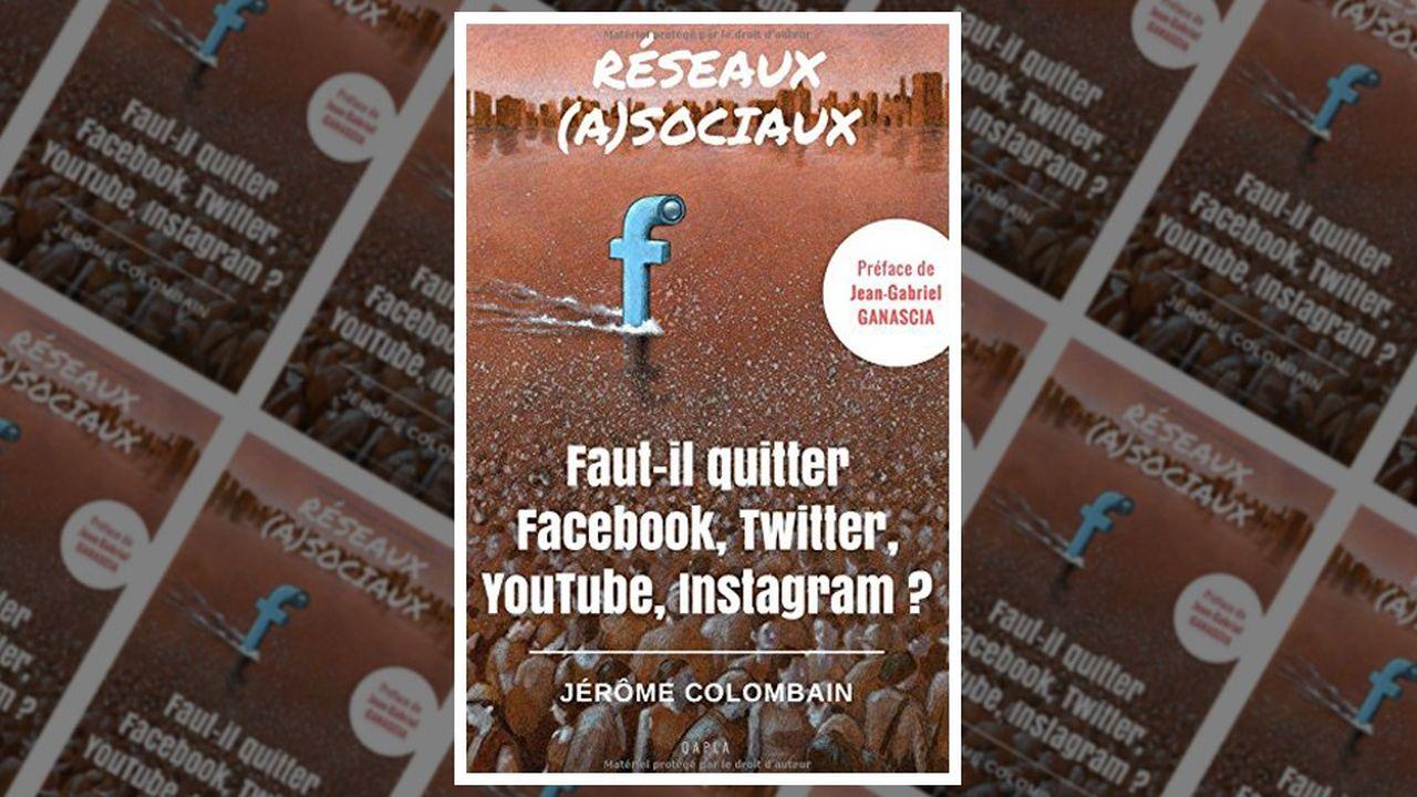 Pour Jérôme Colombain, malgré leurs défauts, les réseaux sociaux restent d'incontournables moyens d'expression citoyenne.