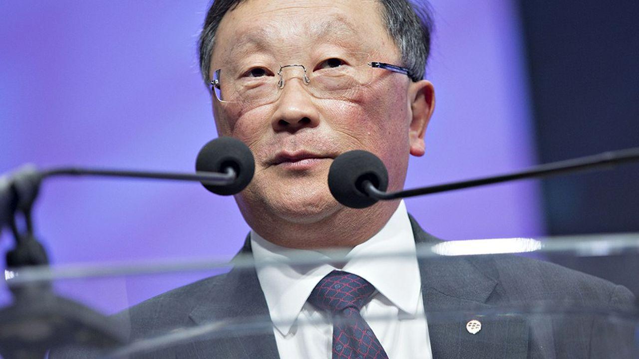 John Chen, CEO de BlackBerry.