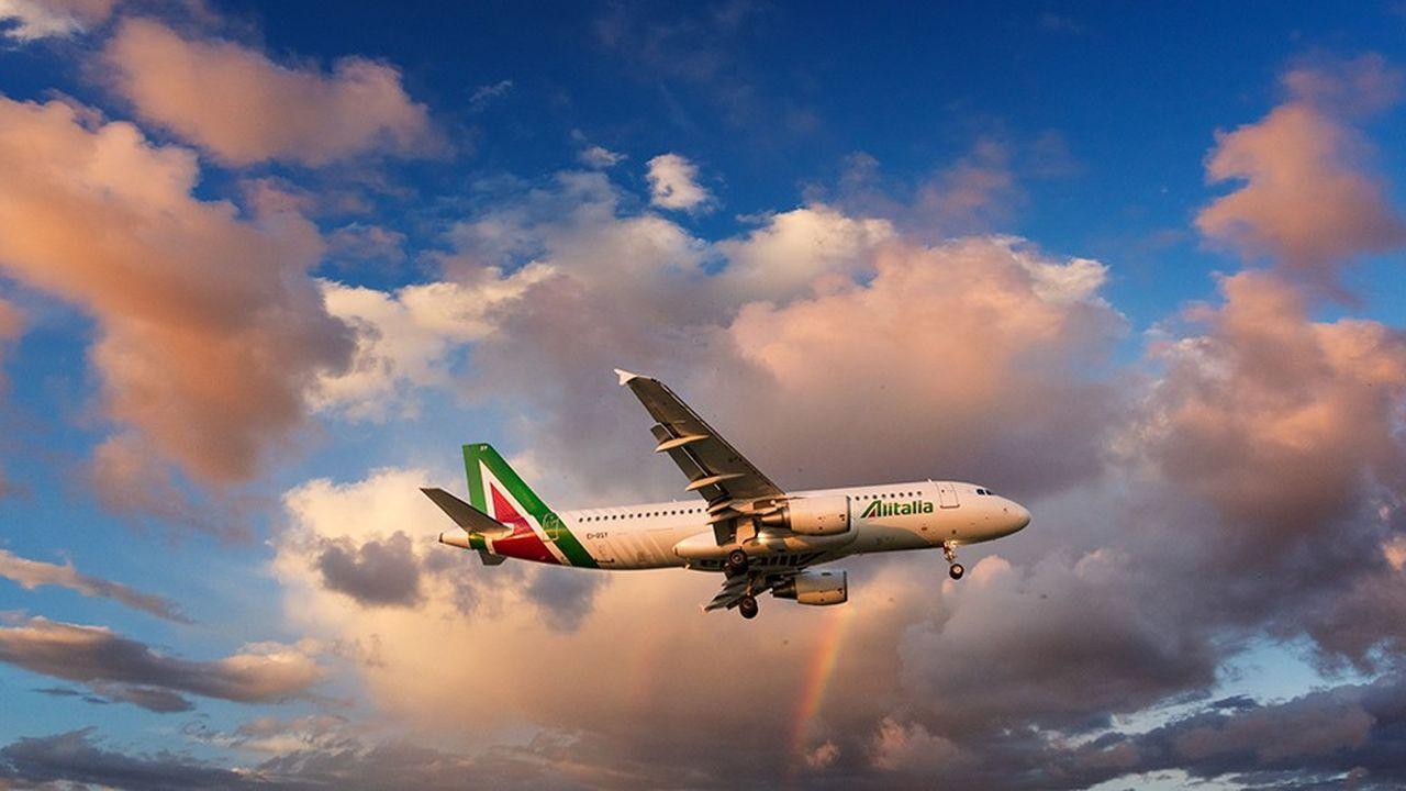 L'Etat italien veut remettre la main sur Alitalia