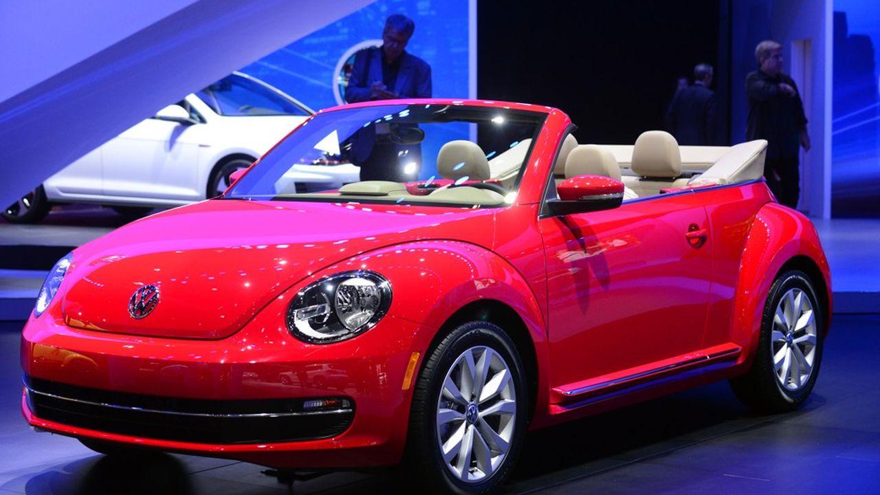 Volkswagen arrêtera la production de sa mythique automobile en juillet2019