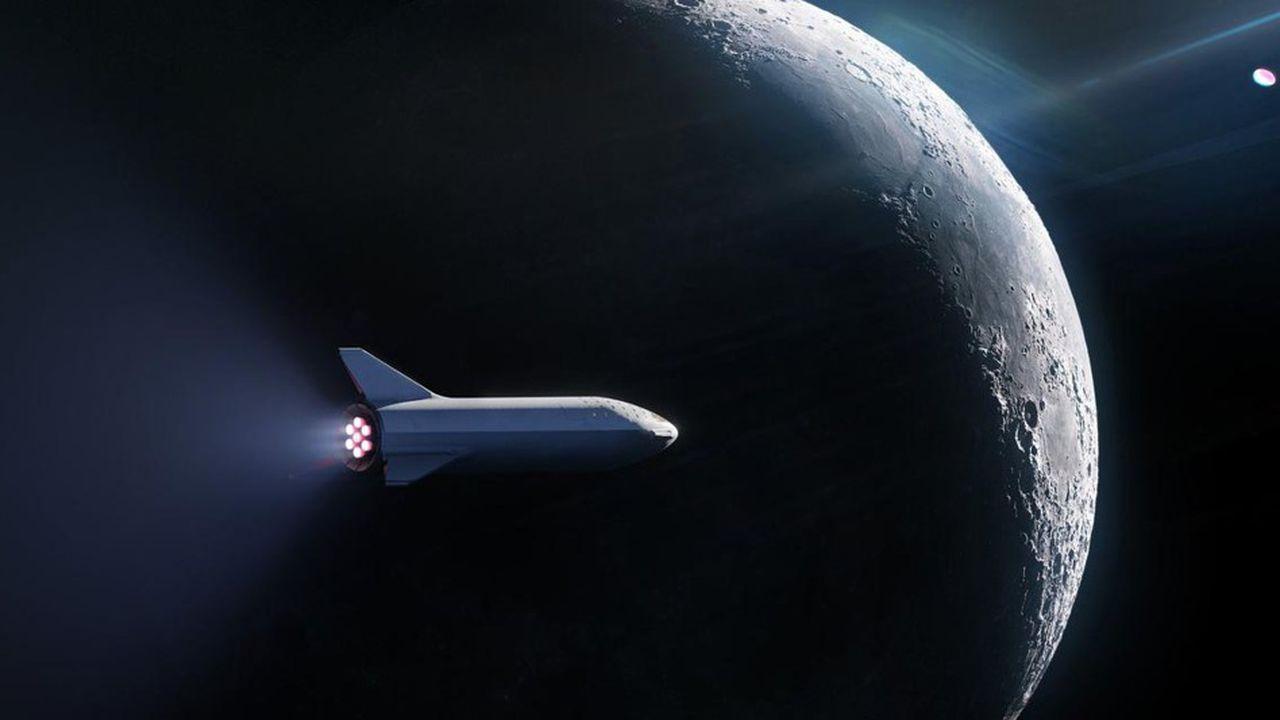 La course au tourisme spatial s'accélère entre SpaceX et Blue Origin, la société spatiale de Jeff Bezos