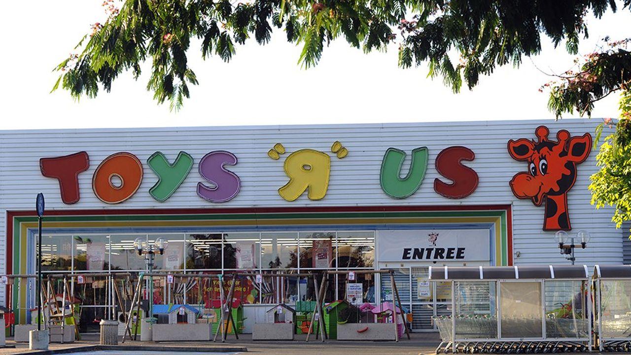 L'offre de reprise de Toys'R'Us France déposée par Jellej Jouets associe le fonds Cyrus, la famille Lesaffre et la chaîne de jouets des Mulliez Picwic.