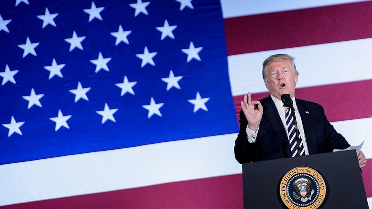Depuis son entrée en fonction, le président américain aurait répandu plus de 4.700 «fake news», selon le Washington Post.