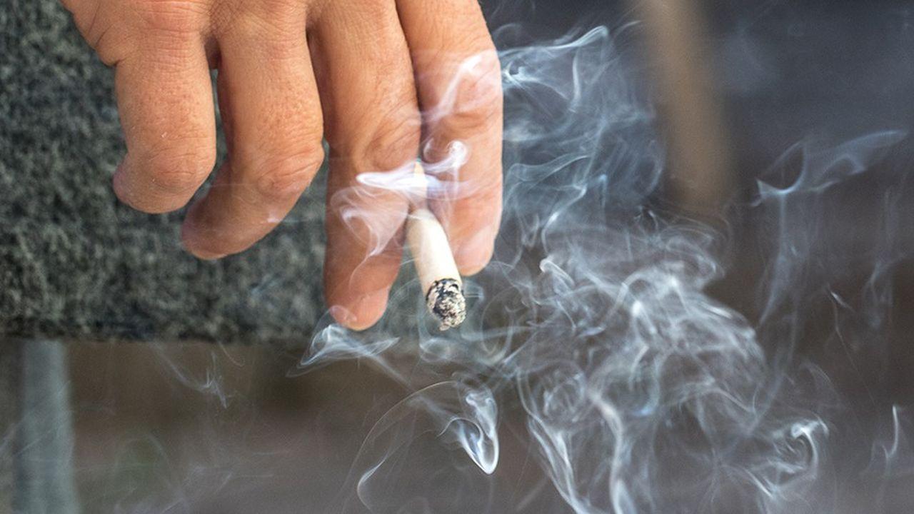 Eteindre l'addiction au tabac dans le cerveau desfumeurs?