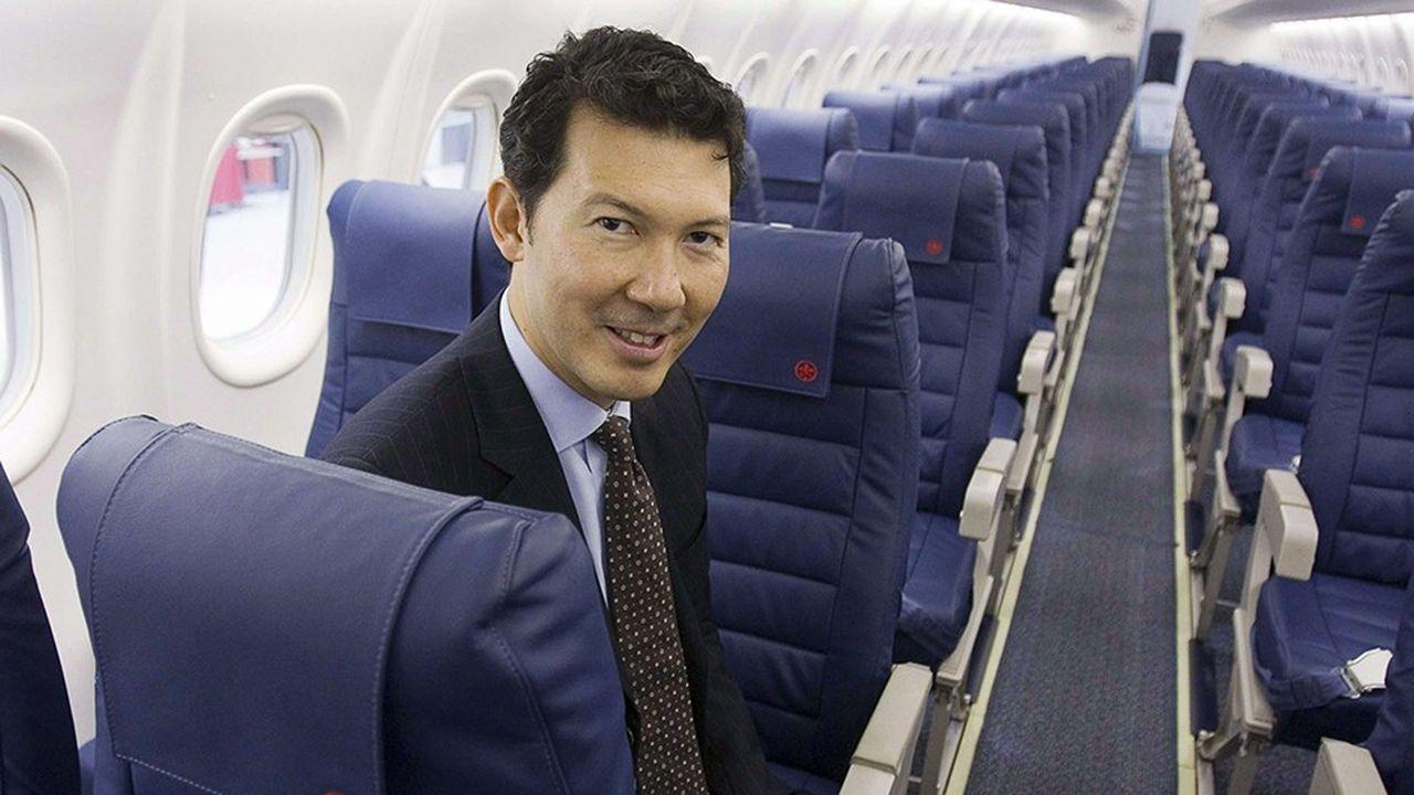 Né au Canada d'une mère originaire de Hong Kong et d'un père australien, Benjamin Smith, 46 ans, est le premier étranger et le plus jeune patron nommé à la tête d'Air France-KLM.