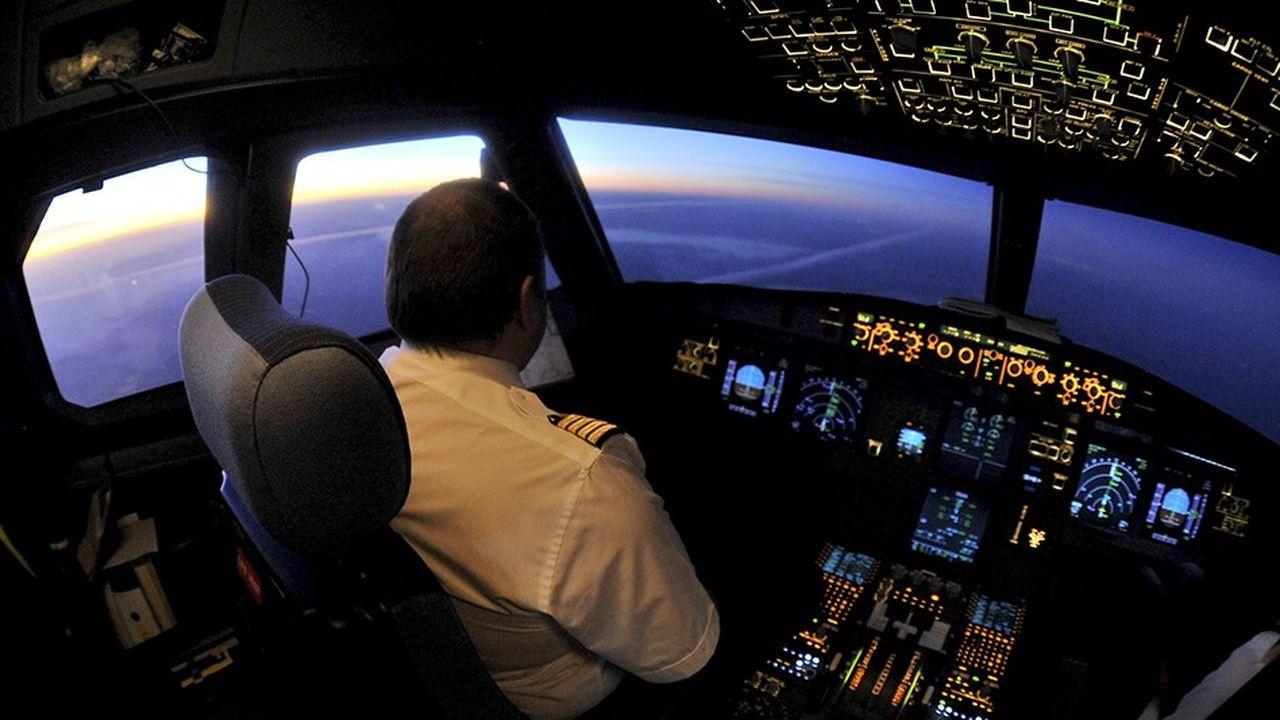 Du fait des charges, les pilotes d'Air France coûtent plus chers à l'entreprise, mais leurs revenus réels sont comparables à ceux de leurs collègues de Lufthansa.
