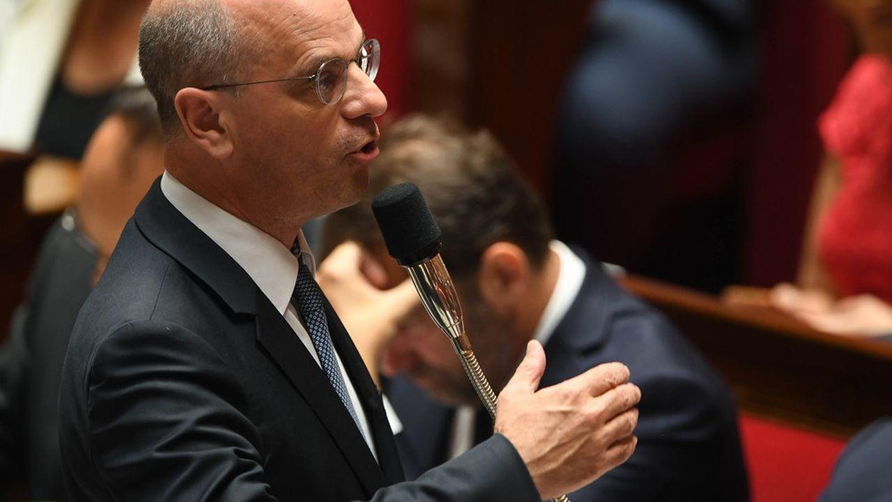 «Au moins 400 suppressions de postes» concerneront les services administratifs, a affirmé Jean-Michel Blanquer.