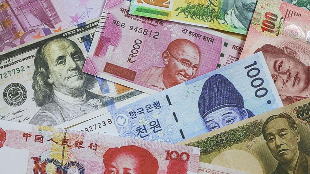La hausse inattendue du dollar en 2018 a fortement pénalisé les devises émergentes et par extension les actions du MSCI EM.