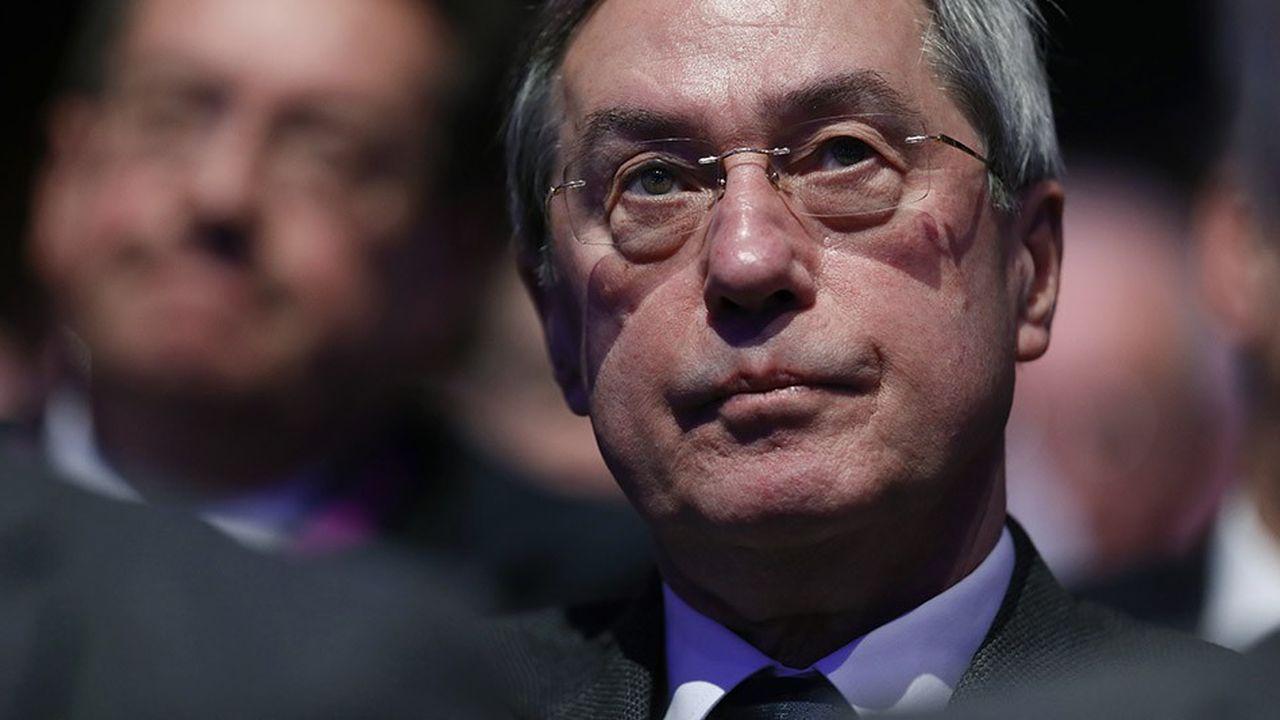 Claude Guéant était directeur de la campagne de Nicolas Sarkozy lors de l'élection présidentielle de 2007