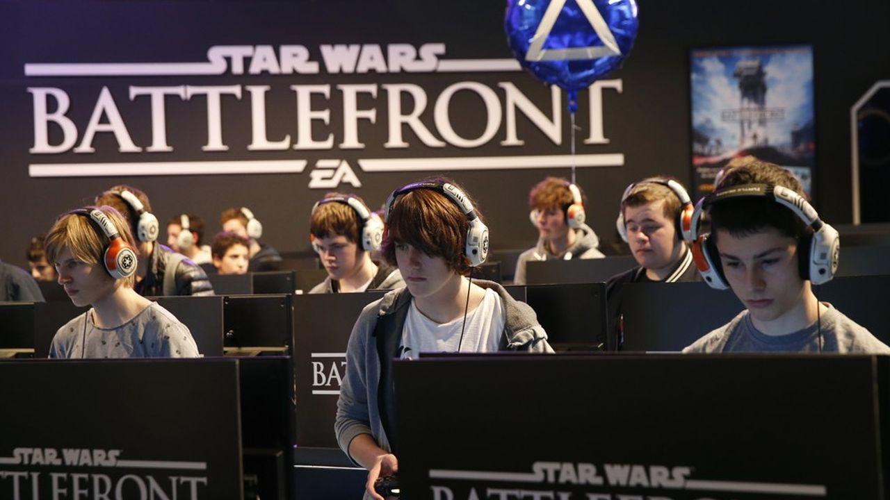En novembre dernier, la polémique autour des 'loot-boxes' s'était notamment concentrée sur le jeu Battlefront II, édité par Electronic Arts.