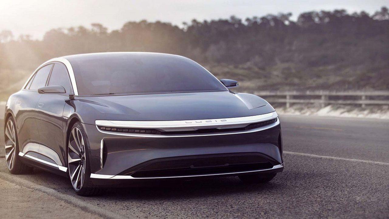 Lucid Motors veut lancer commercialement son modèle Lucid Air en 2020.