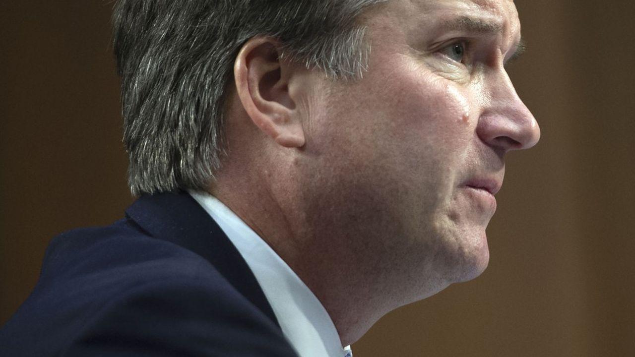 Le juge Kavanaugh est accusé par une femme d'avoir tenté de la violer en 1982