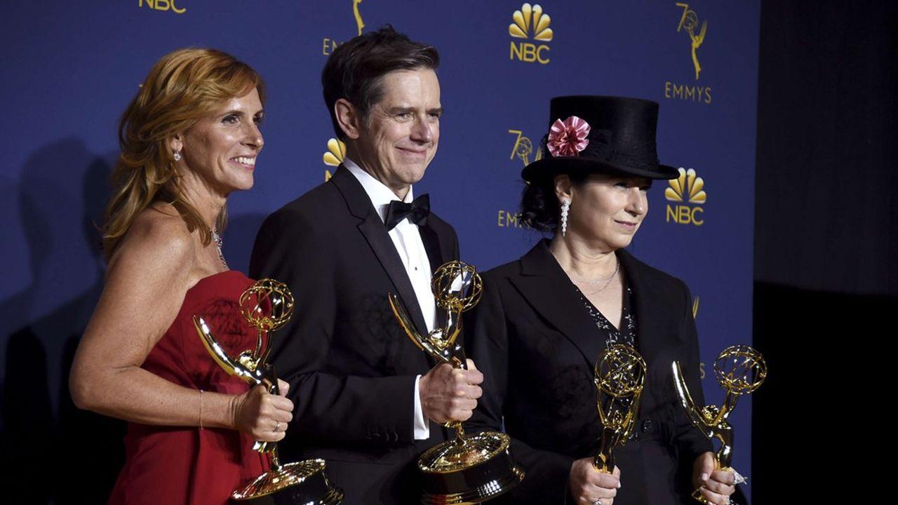 «The Marvelous Mrs Maisel», produite par Amazon, a été sacrée meilleure série dramatique aux Emmy Awards