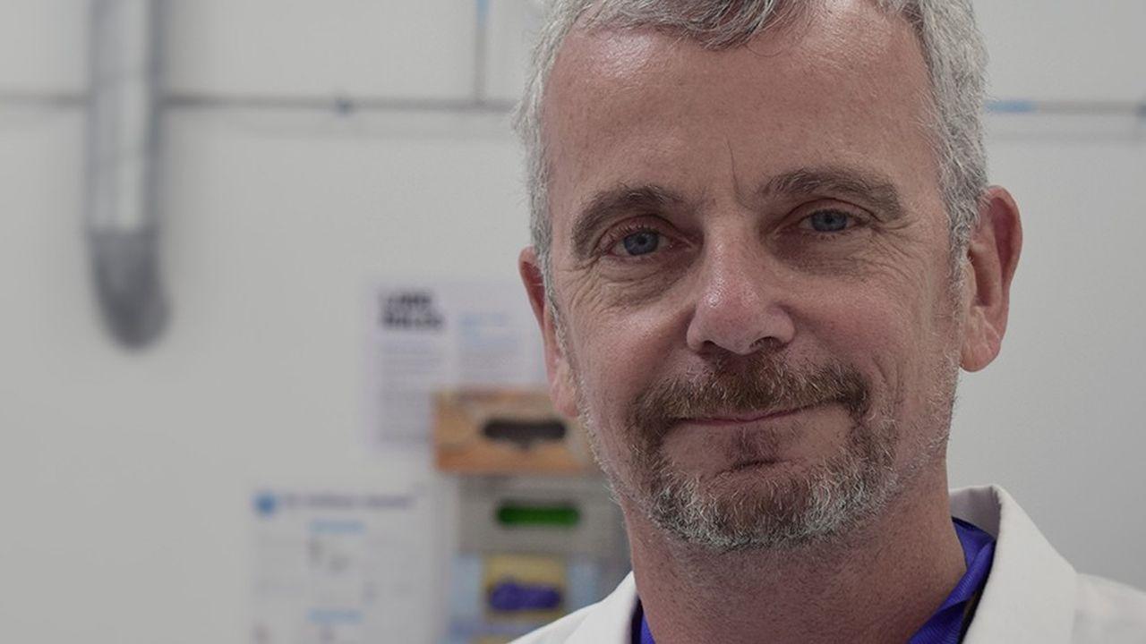 Christophe Douat, président du directoire de MedinCell.