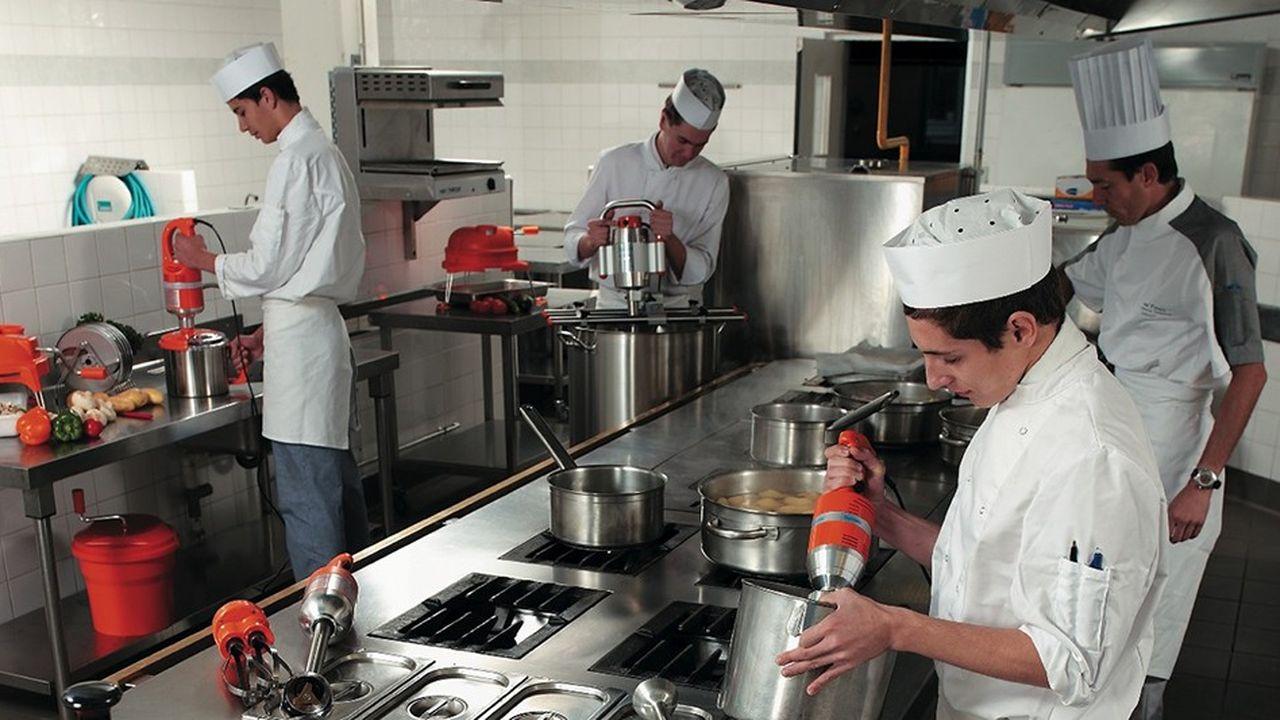 Le groupe Nadia comptesix métiers totalisant cette année près de 110millions d'euros de chiffre d'affaires.