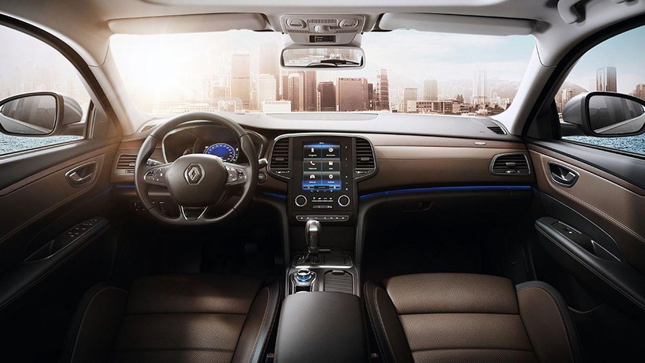 L'intégration d'Android aux véhicules de Renault, Nissan et Mitsubishi permettra de bénéficier d'une continuité digitale entre son smartphone et sa voiture.