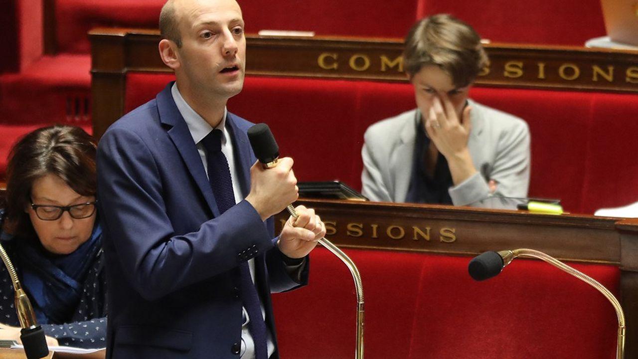 Stanislas Guerini va revenir à la charge sur le dossier de la participation lors de la discussion de la loi Pacte en séance publique à l'Assemblée.