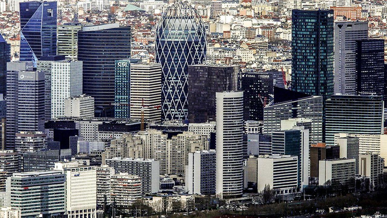 Les cabinets d'avocats des Big Four, la plupart installés dans le quartier d'affaires de Paris La Defense, ont connu une belle croissance de leurs activités en 2017, selon le bilan annuel de «Juristes Associés».