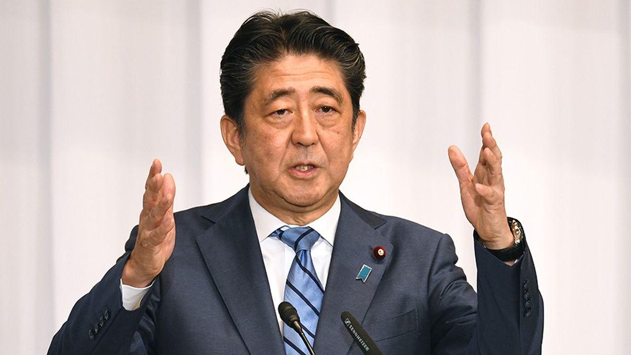 Le Premier ministre japonais Shinzo Abe veut « tenter de créer un nouveau Japon ».