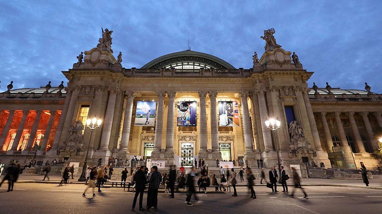 Foire Internationale d'Art Contemporain - FIAC au Grand Palais.