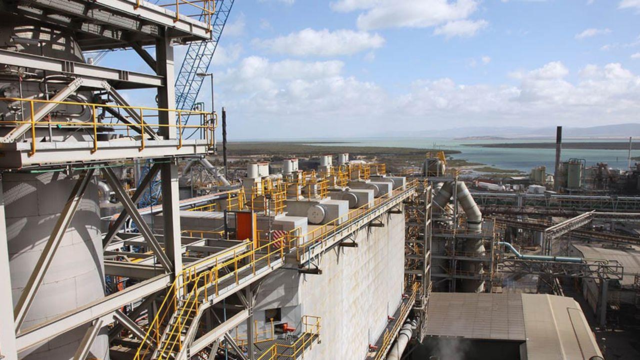 En difficultés, le producteur de zinc belge Nyrstar compte sur le redéploiement l'an prochain du site minier de Port Pirie en Australie.