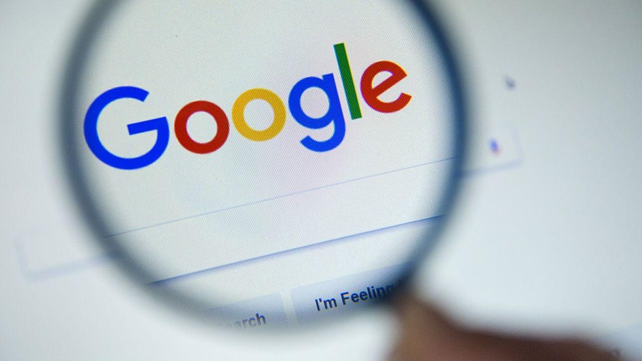 Fin août, Donald Trump avait accusé Google de partialité.
