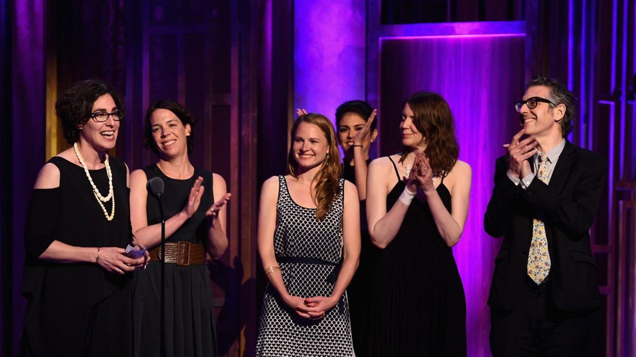 L'équipe de «Serial» a reçu plusieurs récompenses pour son émission.