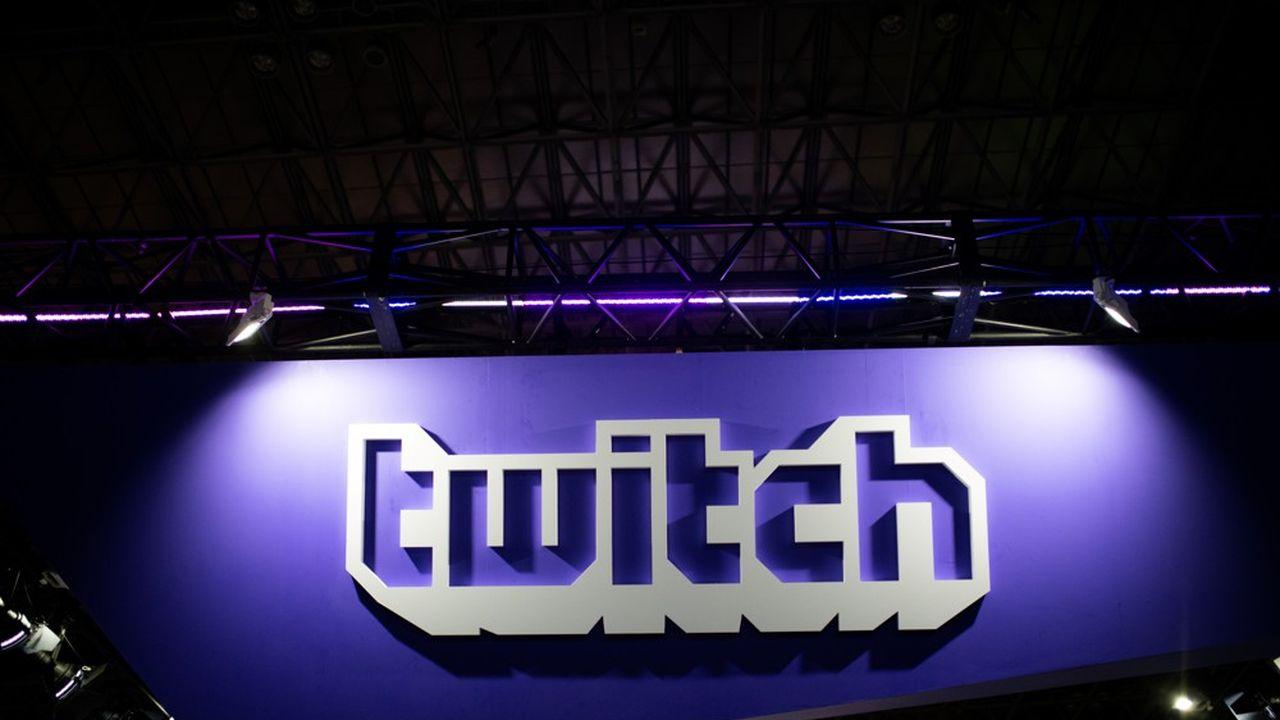La plateforme de live-streaming est spécialisée dans le jeu vidéo.
