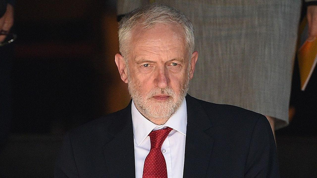 Le message du Labour a été brouillé tout l'été par les accusations d'antisémitisme dont font l'objet son leader Jeremy Corbyn et ses soutiens, et que ses proches peinent à contrer