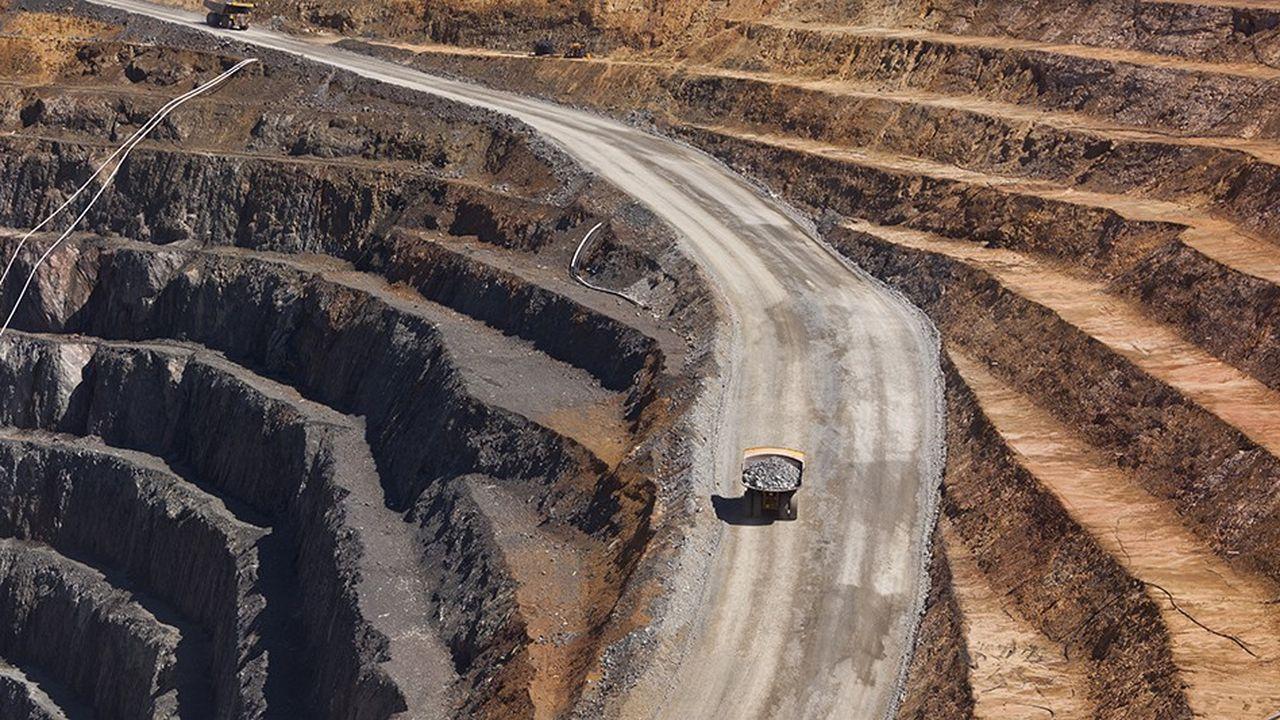 En fusionnant, Barrick Gold et Randgold Resources veulent former un mastodonte de l'or, capable de produire 6,6millions d'onces, soit plus de 6 % du métal qui sort de terre chaque année