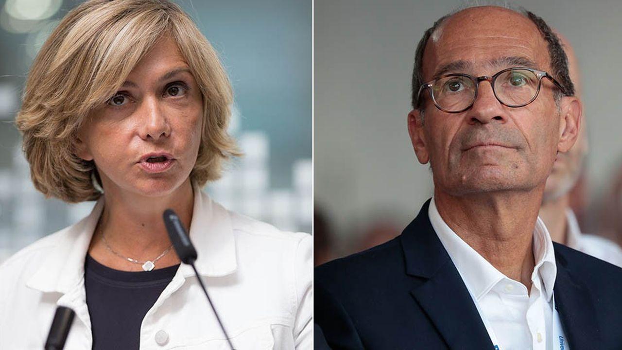 Valérie Pécresse et Eric Woerth ont vertement critiqué le projet de loi de finances 2019