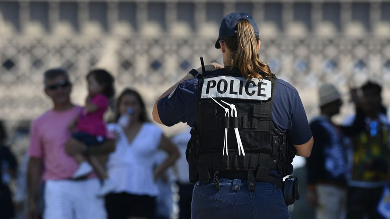 Les effectifs des services de police et de gendarmerie vont continuer à progresser en 2019.