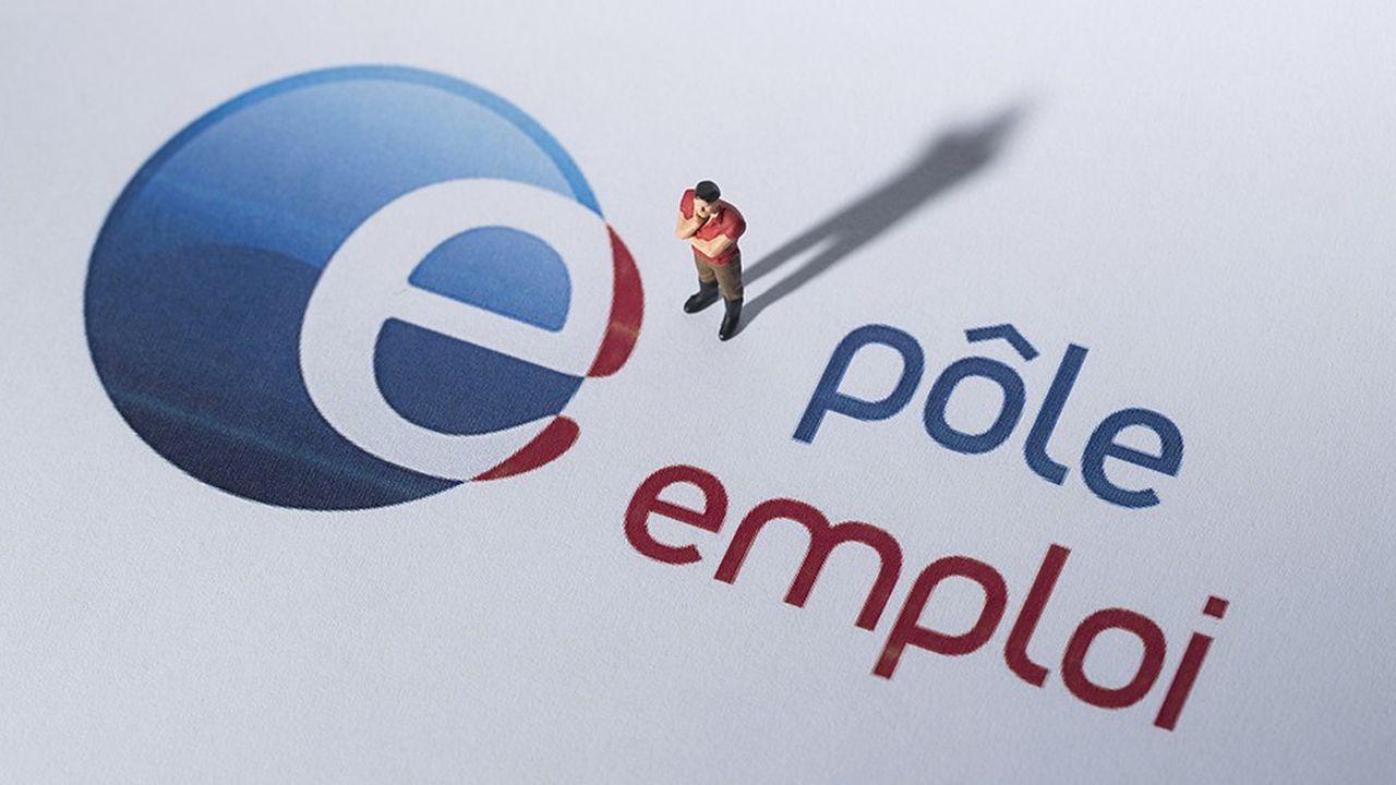 Le projet de budget 2019 prévoit la suppression de 800 postes chez Pôle emploi sur 50.000.