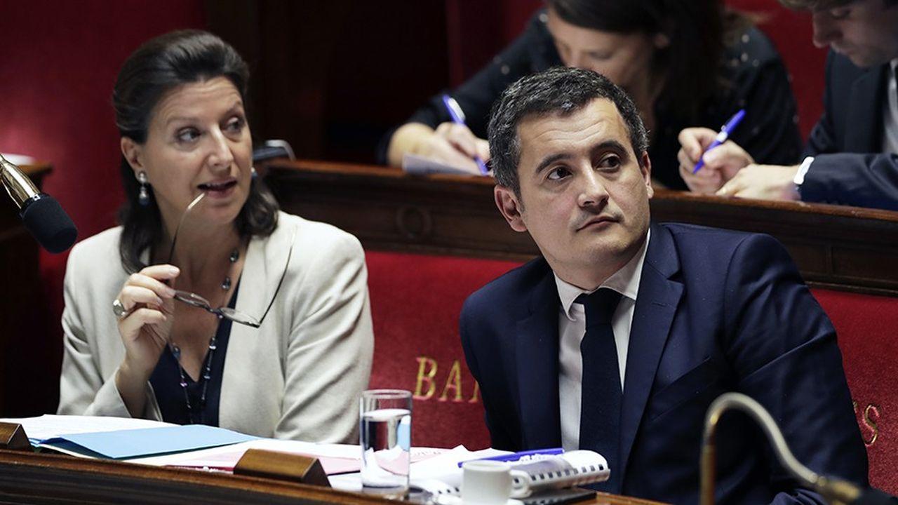 Les ministres Agnès Buzyn et Gérald Darmanin présentent ce mardi leur projet de loi de financement de la Sécurité sociale pour 2019.