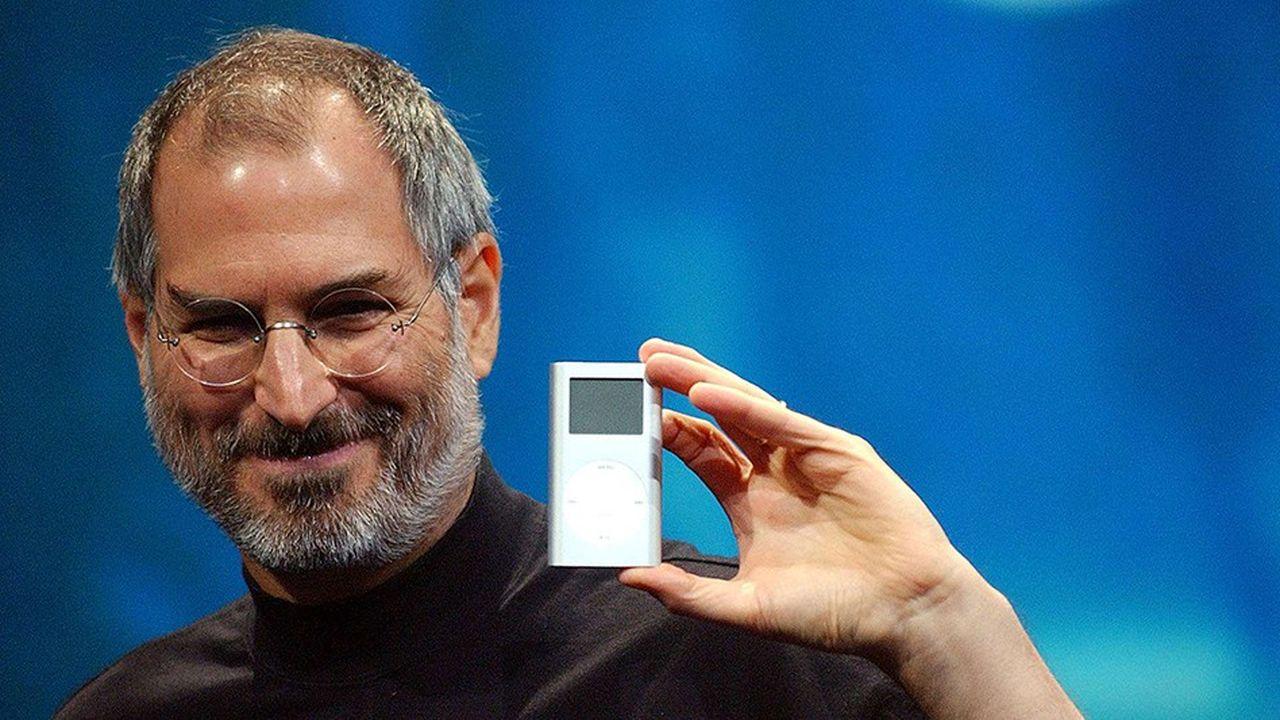 Steve Jobs a portée le design au plus haut niveau chez Apple.