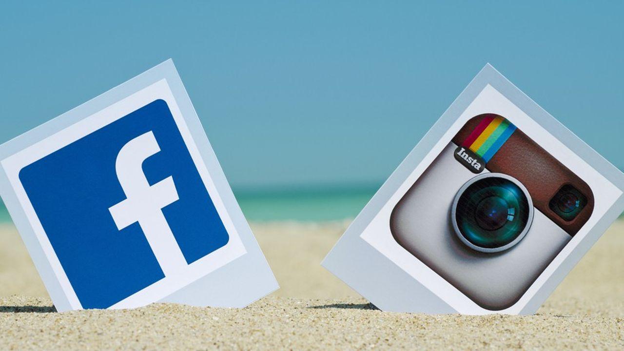 Facebook a racheté Instagram pour près de 1milliard de dollars en 2012.