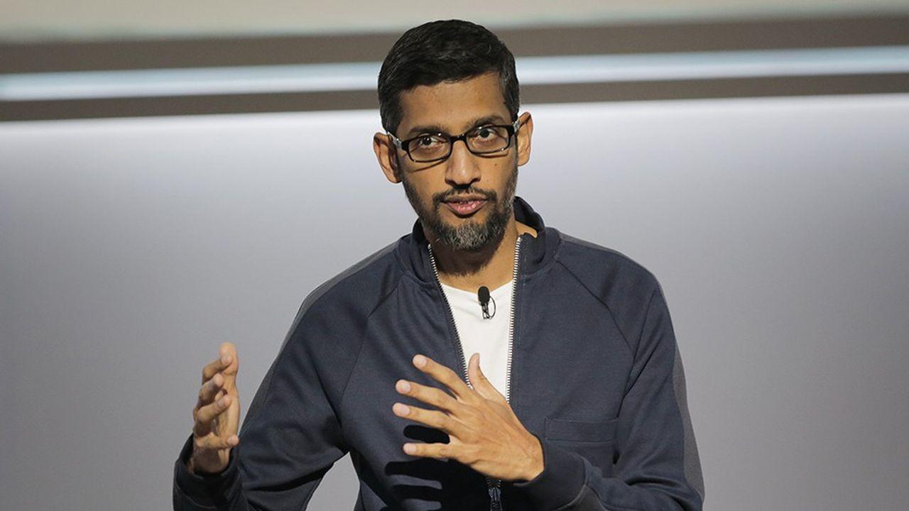Google a toujours nié tout biais visant à atteindre la liberté d'expression des conservateurs dans ses résultats de recherch