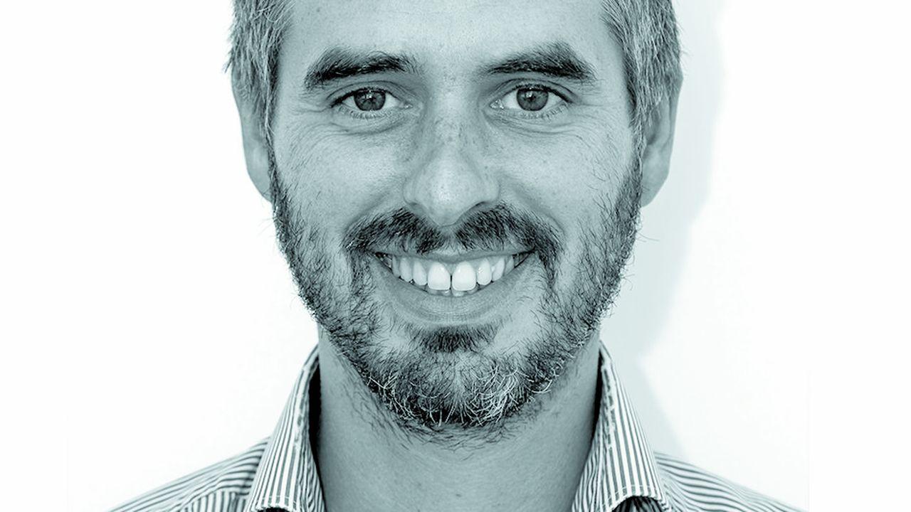 Hugues Lajoie, directeur général et cofondateur de Deeplink Medical.