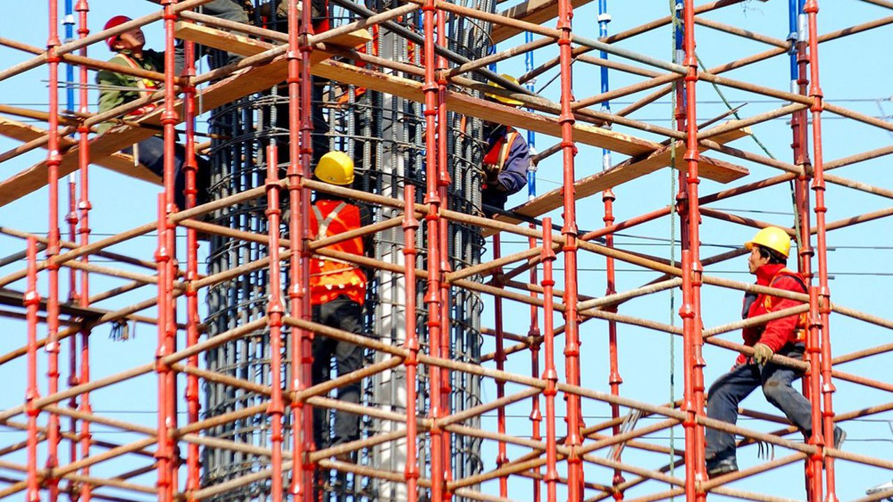Le PIB de la zone Asie ne devrait croître que de 5,8% l'an prochain, contre 6% cette année, selon les prévisions de la BAD
