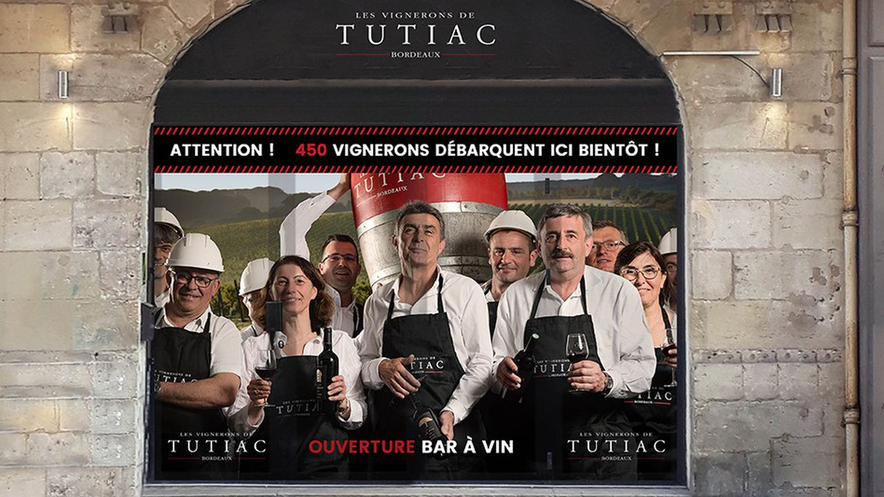 Bar à vin Tutiac