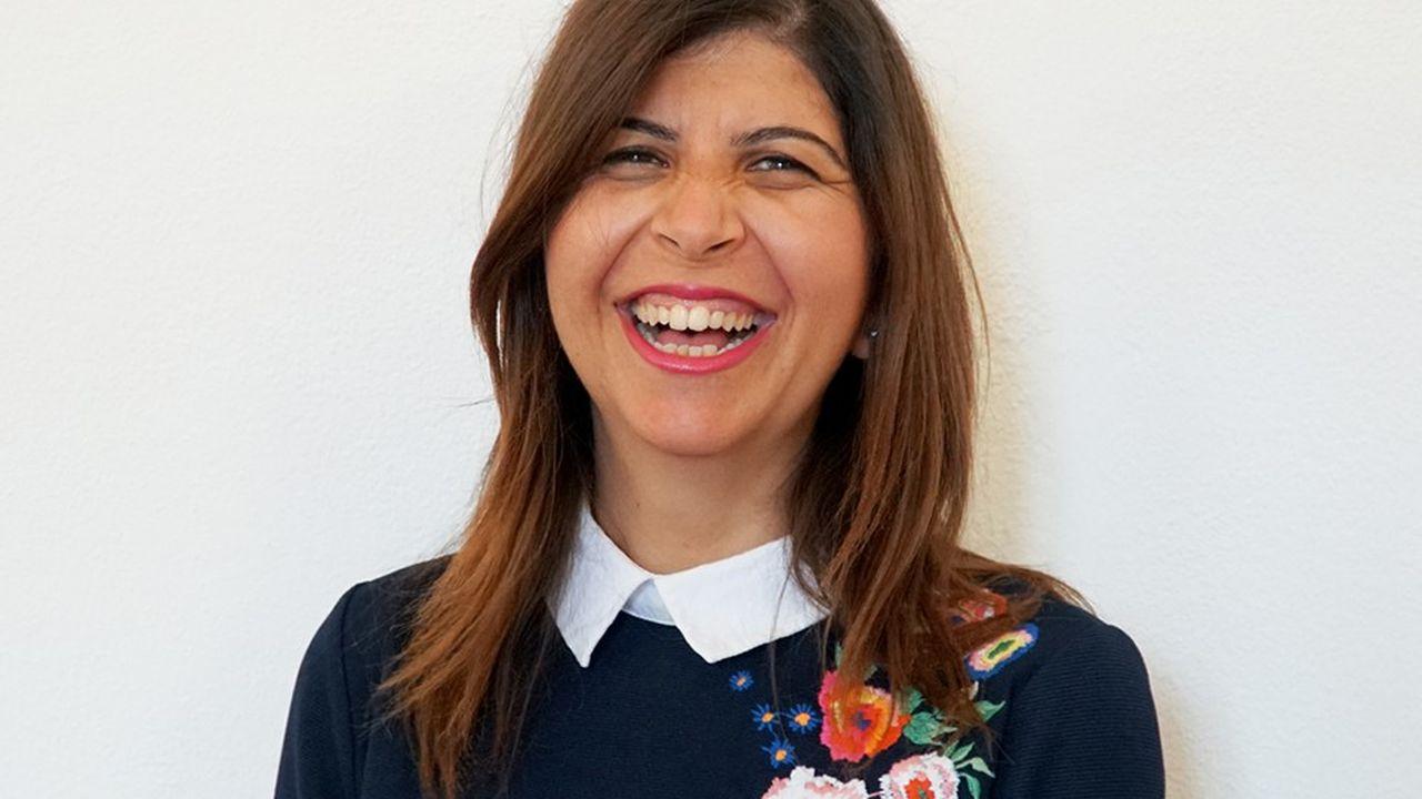 Amira Cheniour,fondatrice de Seabex.
