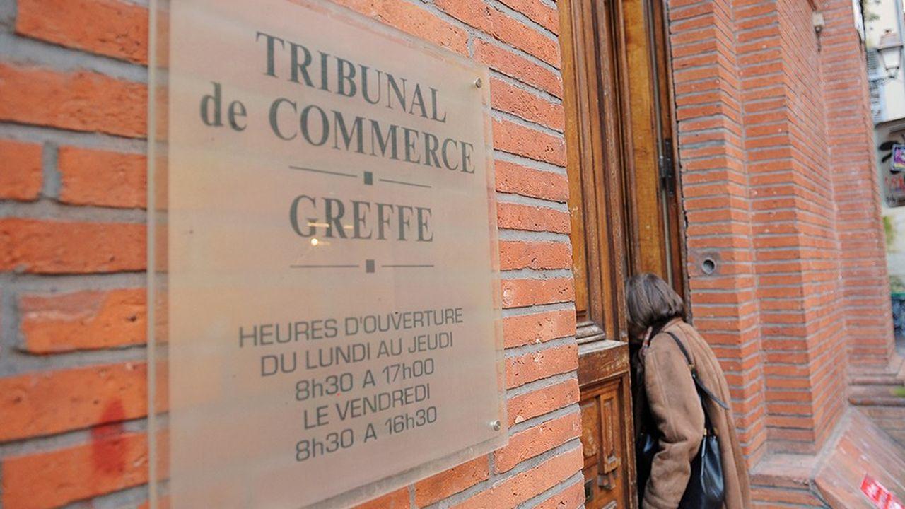 Les greffiers des tribunaux de commerce gèrent déjà près de 80% des immatriculations d'entreprises via le registre national du commerce et des sociétés